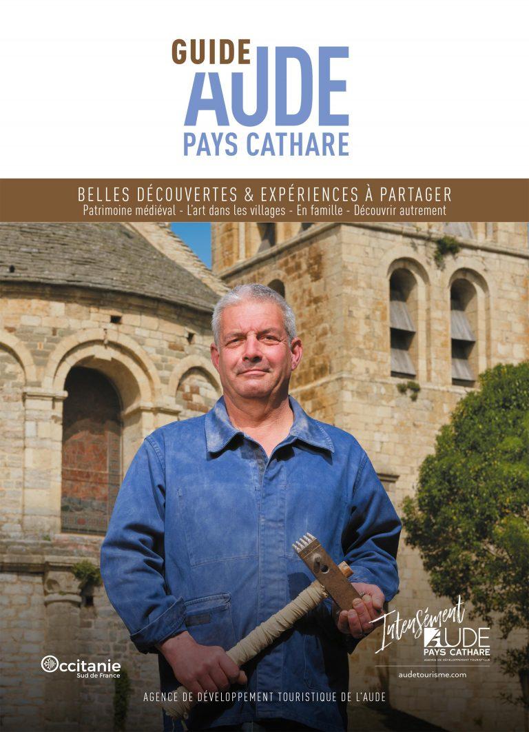 Guide de voyage patrimoine ©Benoît Guerry - Studio Z - ADT de l'Aude