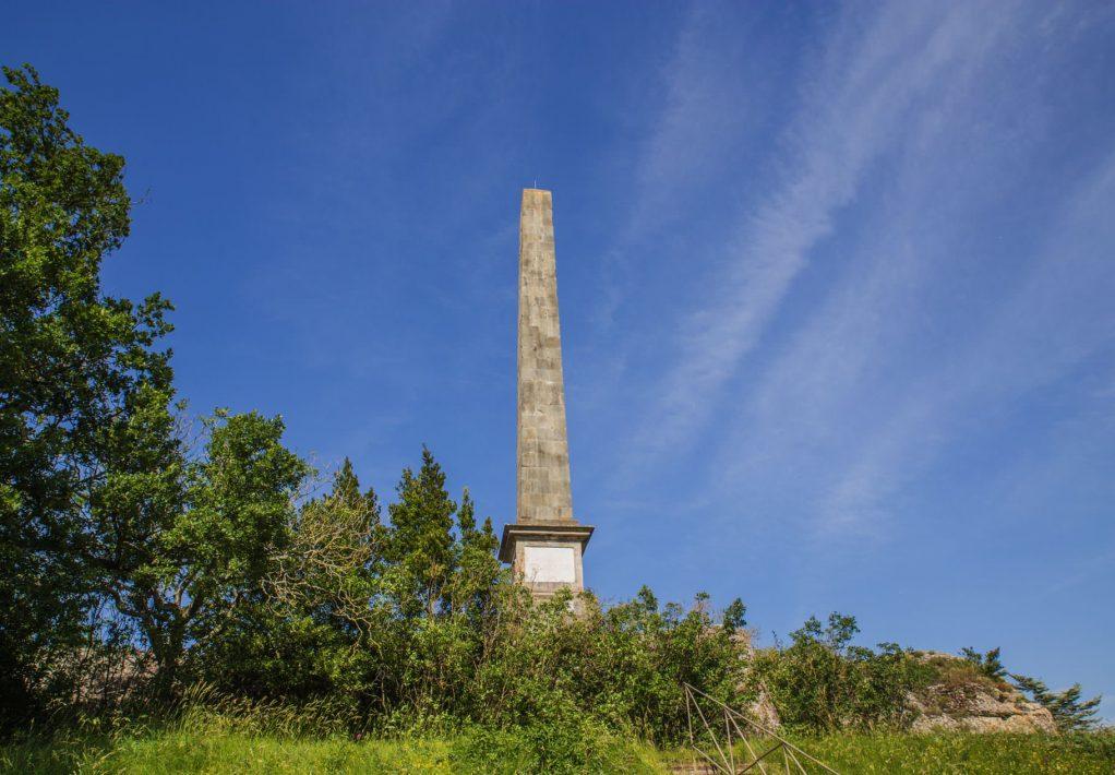 Obélisque de Riquet à Montferrand ©Office de Tourisme de Castelnaudary