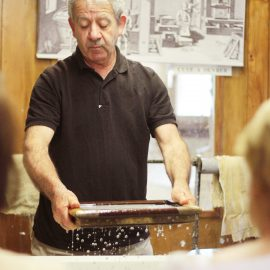 brousses-et-villaret-2012-09-moulin-a-papier-demonstration-cr-clida