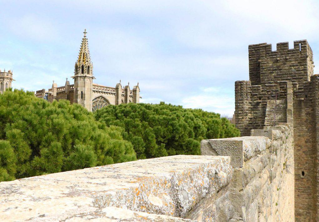 Visite des remparts de la Cité de Carcassonne ©ADT de l'Aude