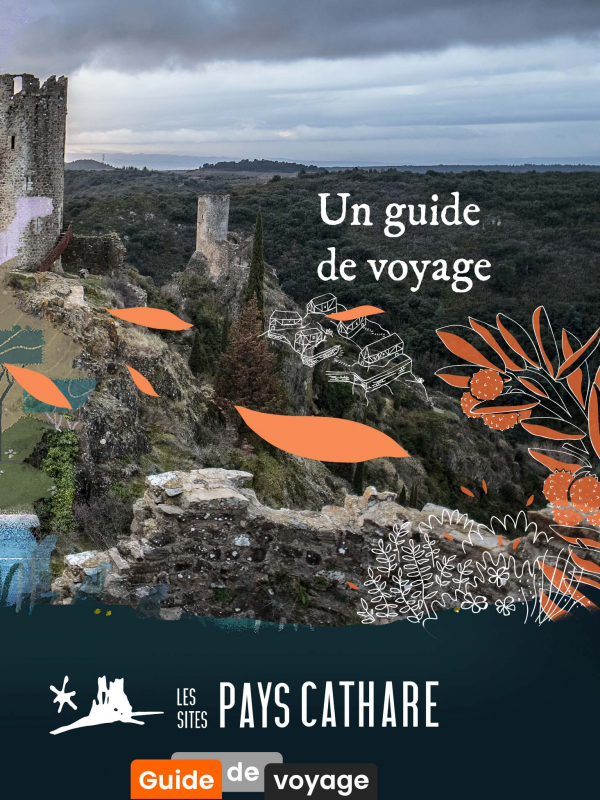 L'application Pays Cathare, le guide ©Conseil départemental de l'Aude