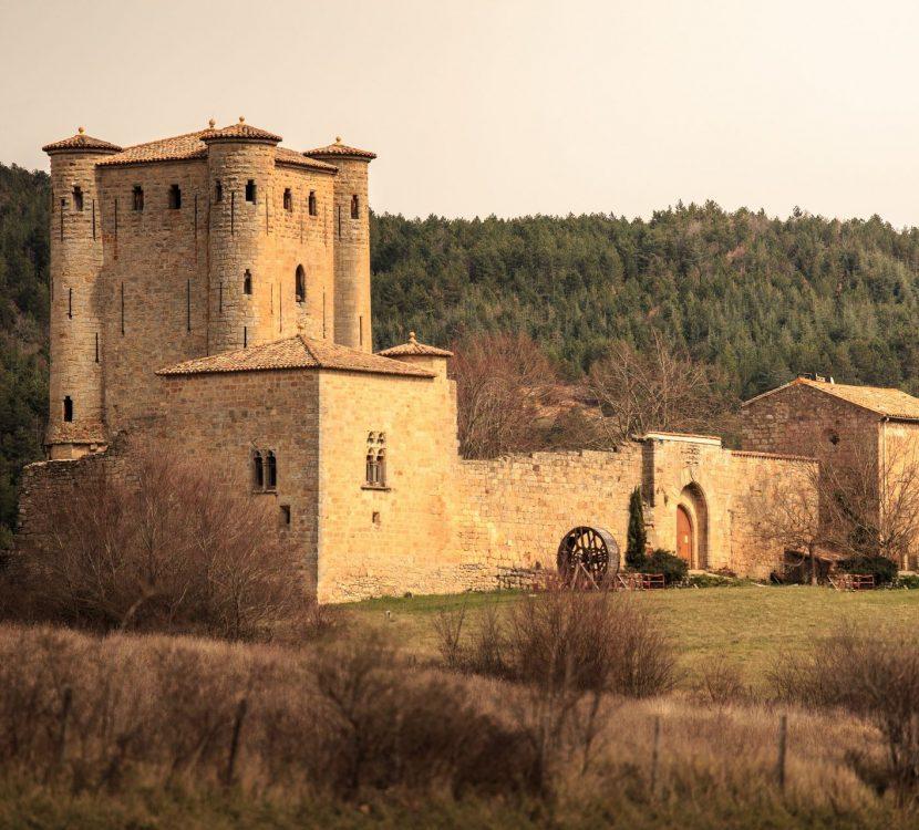 Visite du Château d'Arques et de son donjon ©Vincent Photographie