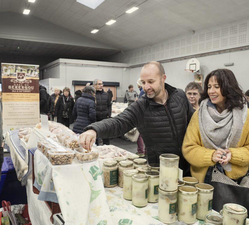 Foire au gras à Belpech ©Igbfolio-ADT Aude