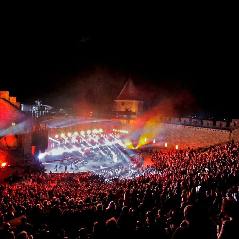 Carcassonne, théâtre jean deschamps