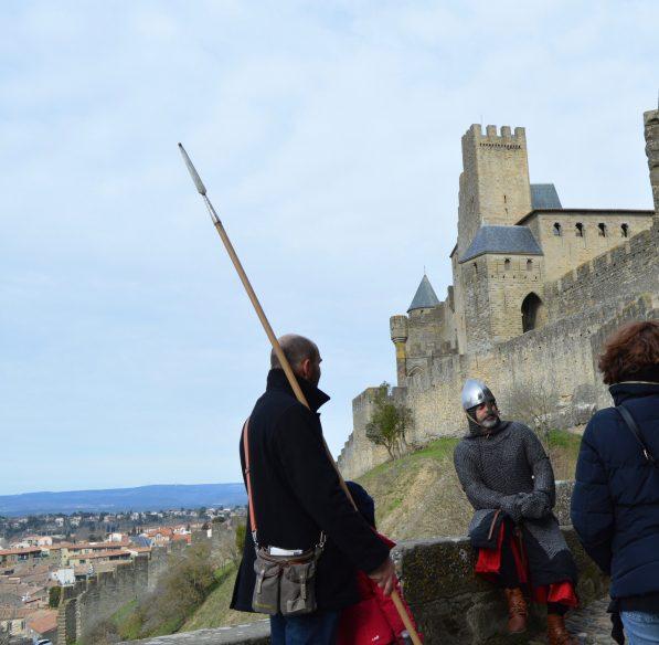 Centre histoire vivante de Carcassonne