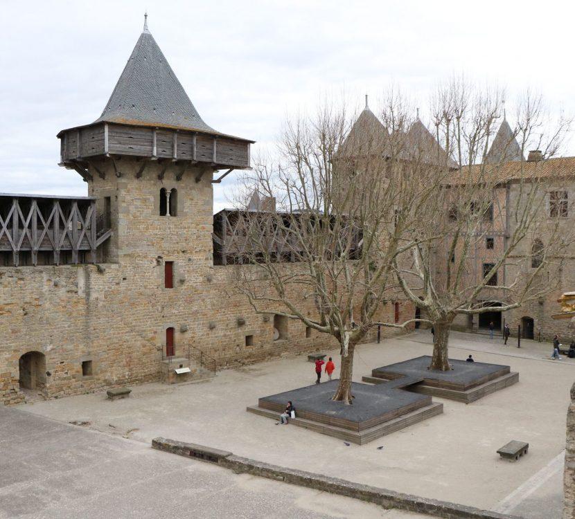 Top 5 Que faire à Carcassonne quand il pleut © Baptiste Larribere