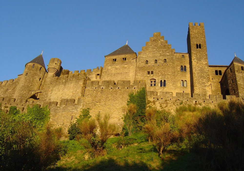 Carcassonne et sa Cité ©Office Municipal de Tourisme de Carcassonne