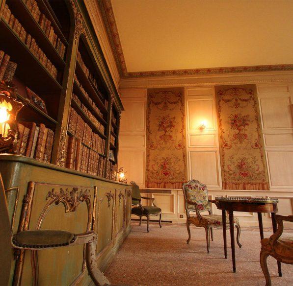 Visites des salles du Château de Pennautier ©Lorgeril
