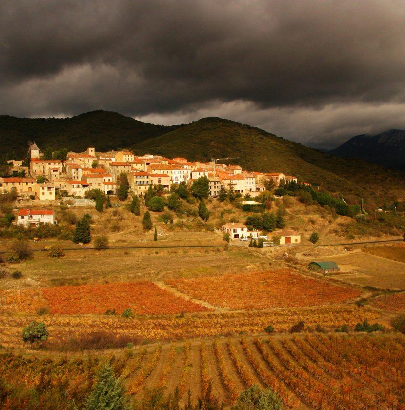 Cucugnan, village