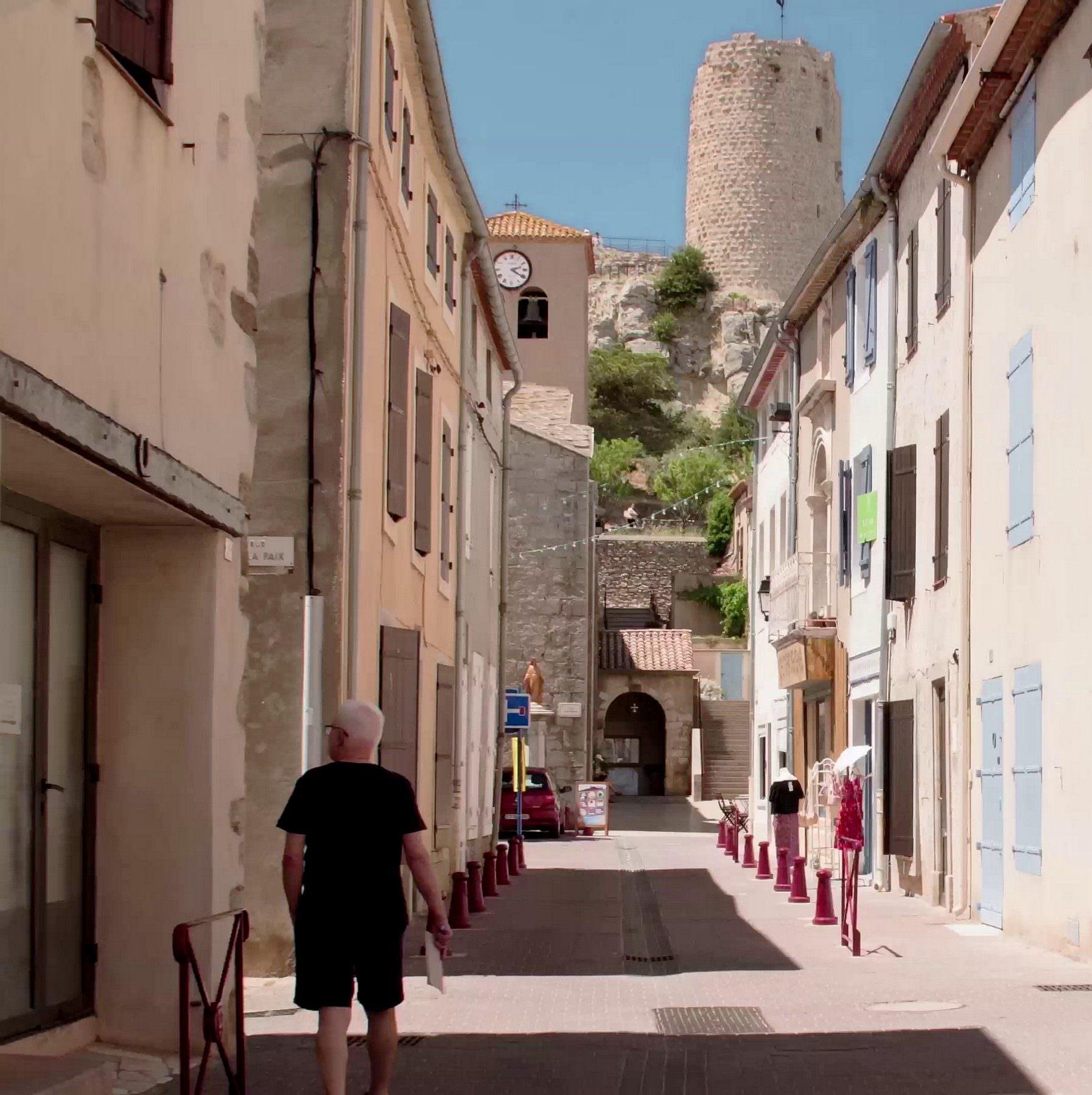 Gruissan village, tour Barberousse