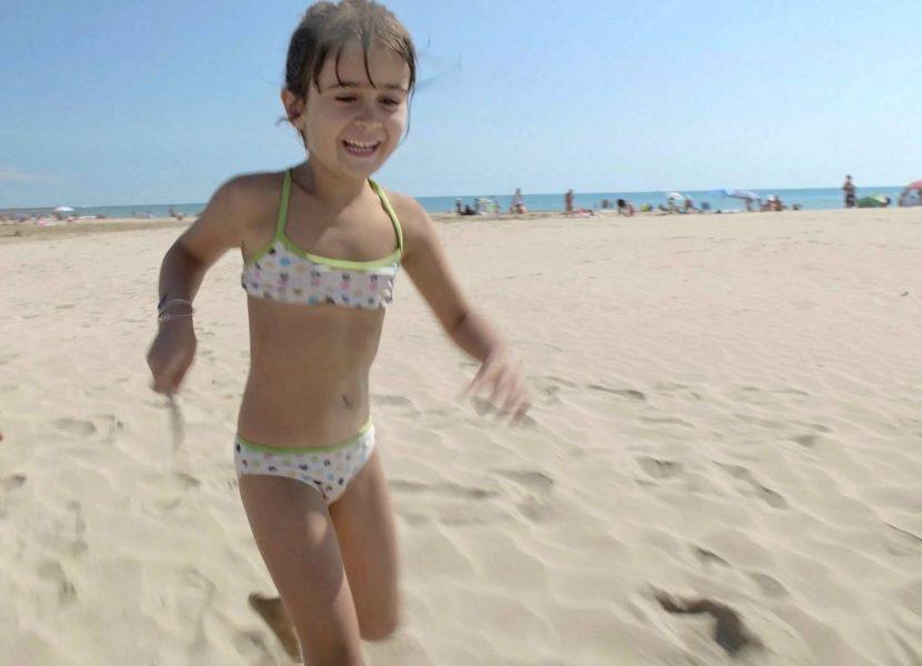 gruissan plage chalets enfant