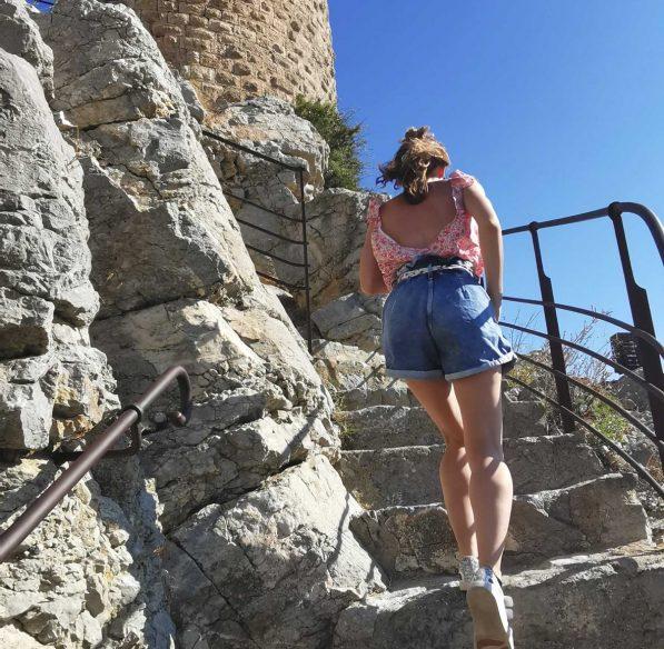 Visite de la Tour Barberousse à Gruissan ©Baptiste Larribere - ADT de l'Aude