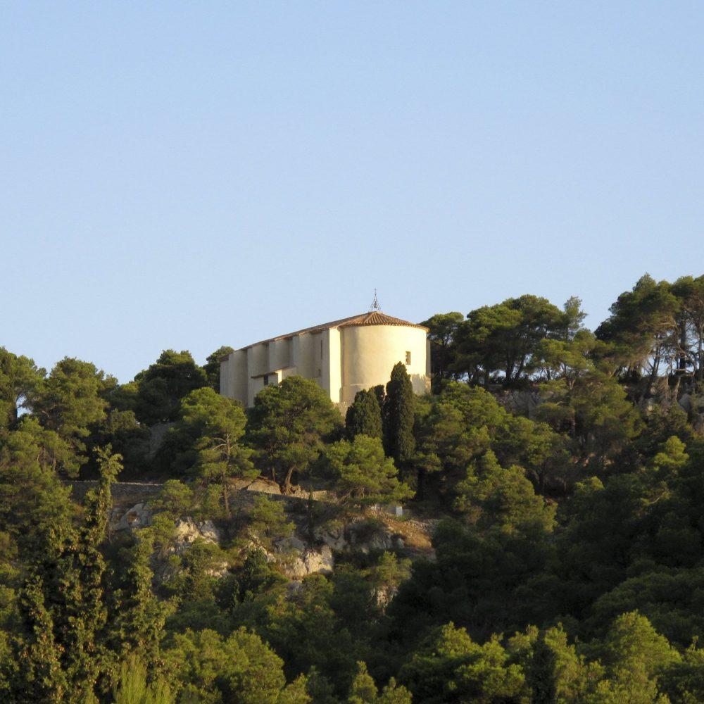 Gruissan, chapelle Notre Dame des Auzils