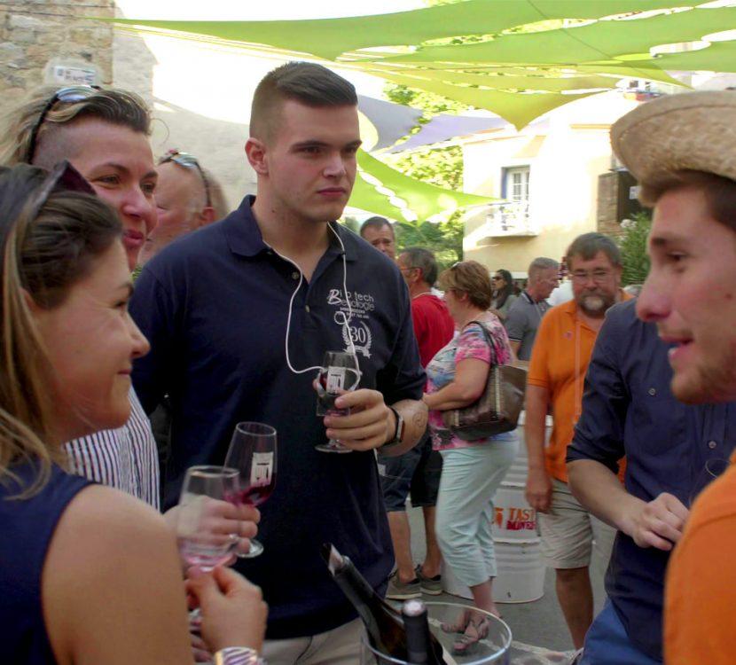 Tastes en Minervois, fête vigneronne © ADT de l'Aude
