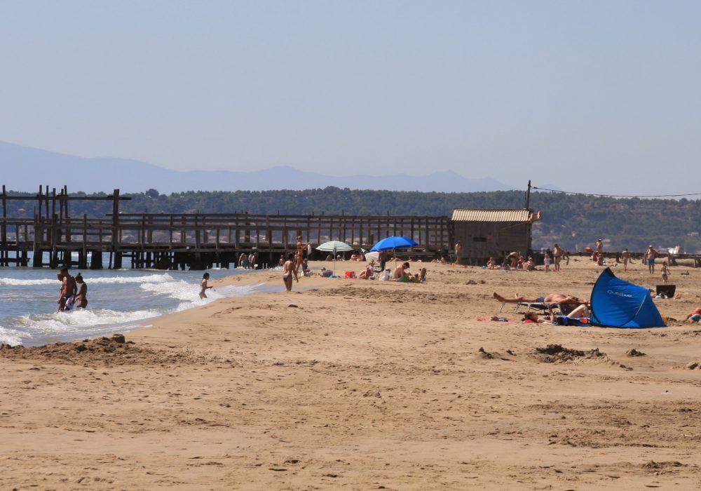 La-Palme plage