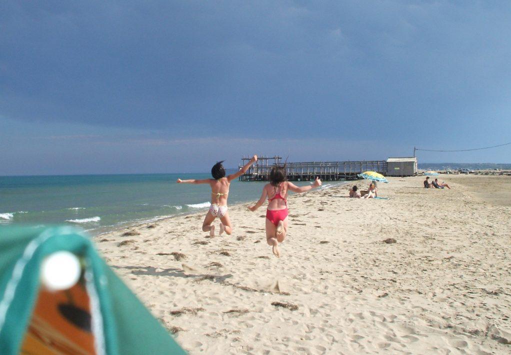 La Palme et sa plage du Rouet ©Carole Esquirol-Office de Tourisme du Grand Narbonne-ADT de l'Aude