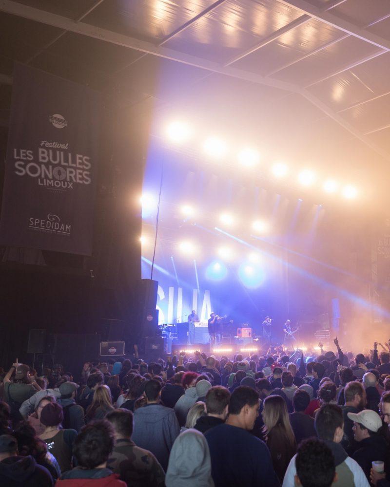 Le Festival Les Bulles sonores à Limoux ©Mathias Caumont-Office de Tourisme du Limouxin