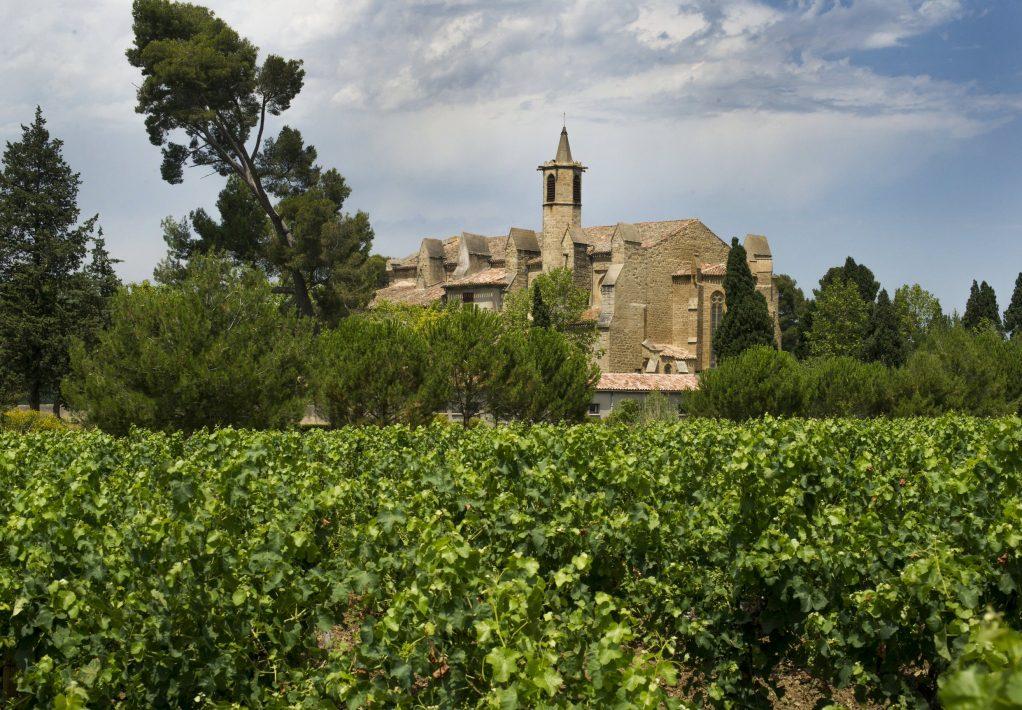 Limoux, Notre Dame de Marceille, vue extérieure