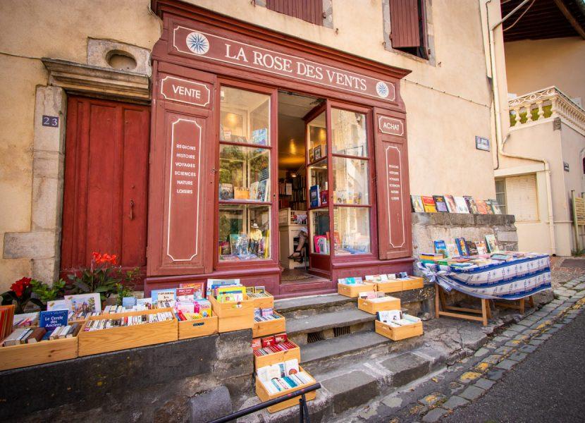 La librairie de Montolieu, un endroit idéal pour chiner © Céline Deschamps-ADT de l'Aude