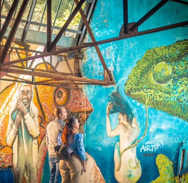 Galerie d'art contemporain à Montolieu © Vincent Photographie, ADT de l'Aude