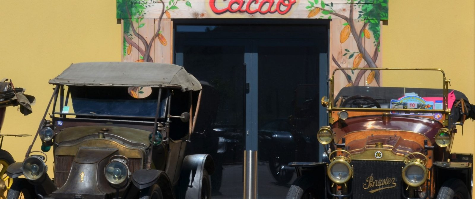 Les Chocolatiers cathares, Montredon des Corbières