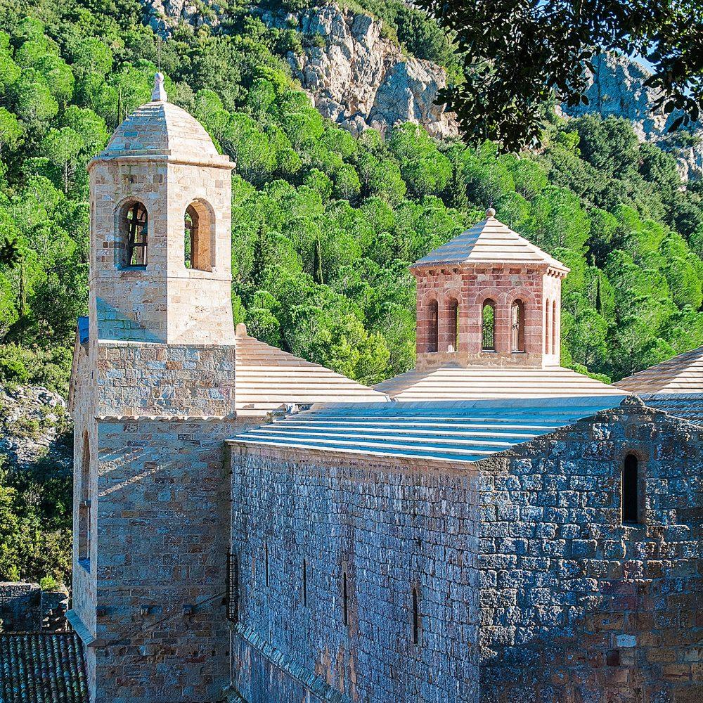 Visiter l'abbaye de Fontfroide à Narbonne ©Edgar De Puy-ADT de l'Aude