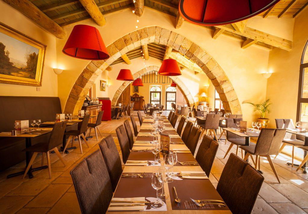 Abbaye de Fontfroide, La Table de Fontfroide
