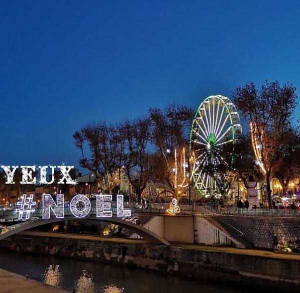 la féérie de Noël à Narbonne