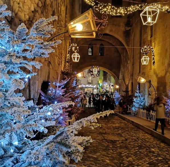 Narbonne, La féérie de Noël, les animations de rue