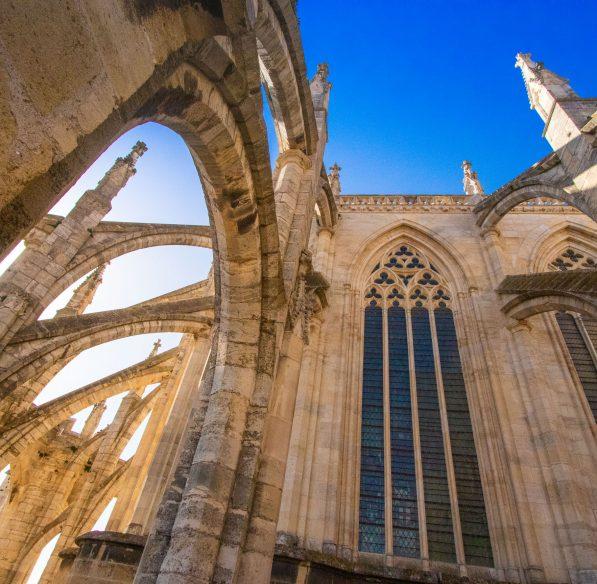 Narbonne, cathédrale Saint Just.