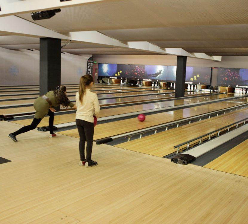 Activité Bowling dans l'Aude