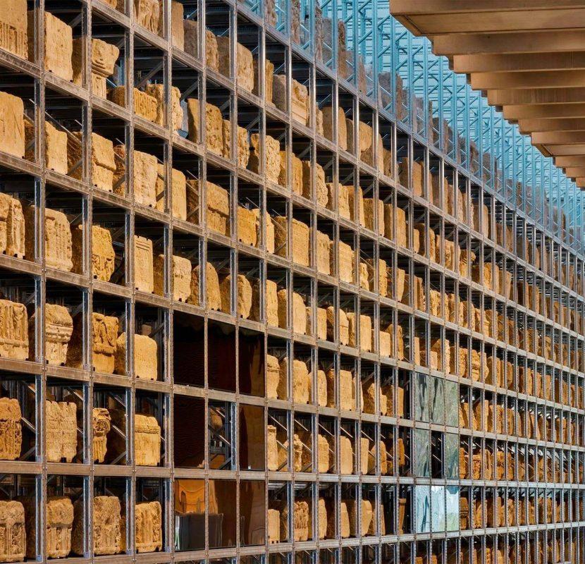 Visite du musée Narbo Via ©Arnaud Spani - Musée Narbo Via