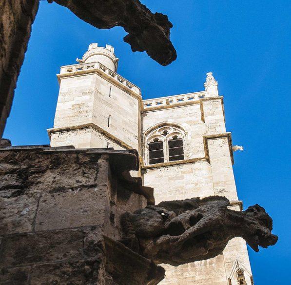 Narbonne et sa Cathédrale Saint-Just ©Edgar de Puy-ADT de l'Aude