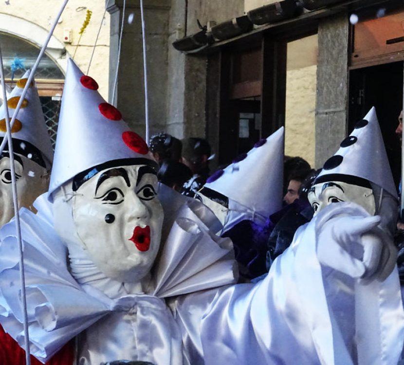 Carnaval de limoux, pierrot