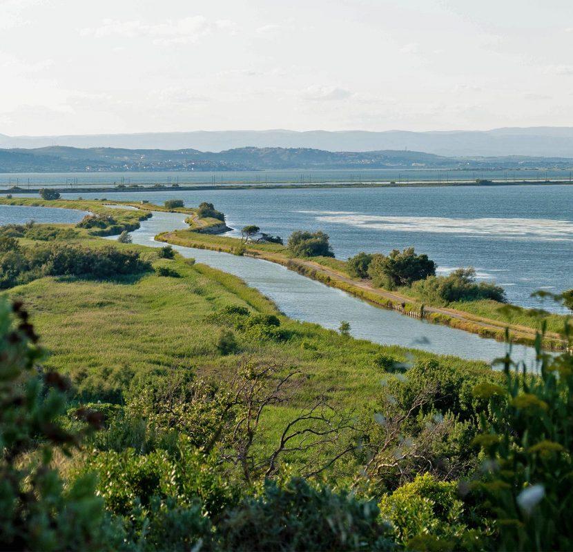 Balade le long du Canal de la Robine © Jacques Del Arco Aguirre - Fédération de Pêche Aude