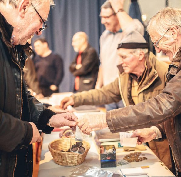 Marché aux Truffes ©Vincent Photographie-ADT de l'Aude