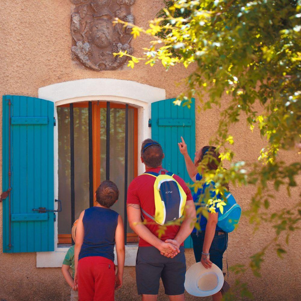 Visite du village de Villerouge Terménes © Vincent Photographie, PTCM