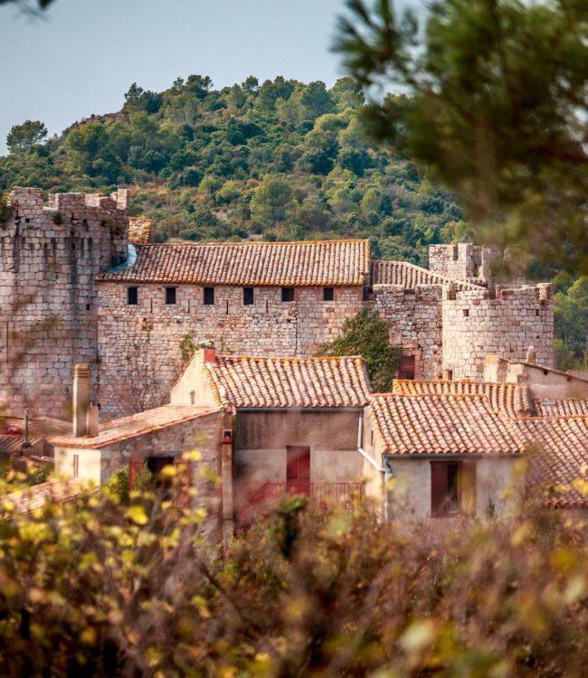 Visite du Château de Villerouge Termenes ©Vincent Photographie