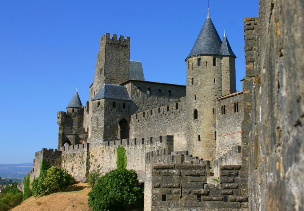 Visite de la Cité de Carcassonne ©Pierre Davy-ADT de l'Aude